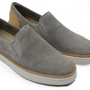 UGG Adley Perforated Womens Flat Casual Shoes Seal